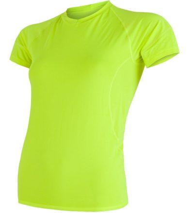 COOLMAX FRESH Dámské funkční triko 17100027 žlutá S