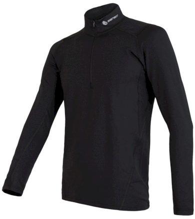 COOLMAX THERMO Pánské thermo triko dlouhý rukáv 19200042 černá S