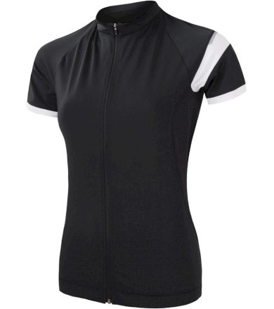 CYKLO CLASSIC Dámský cyklistický dres 19100033 černá M