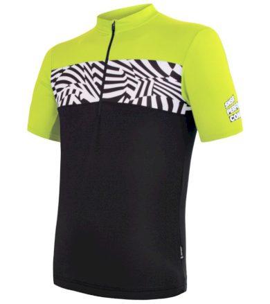 CYKLO MILES Pánský cyklistický dres 20100047 žlutá XXL