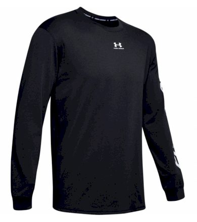 Under Armour PTH SLEEVE LS Pánské triko s dlouhým rukávem 1351642-001 Black M