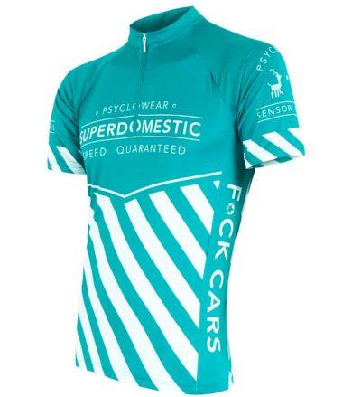 CYKLO SUPERDOMESTIC Pánský cyklo dres 20100050 mint XXL