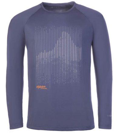 ALPINE PRO VALD 2 Pánské triko MTSM303672 Vintage indigo XXL