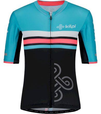 KILPI Dámský týmový cyklistický dres CORRIDOR-W PL0042KILBL Bílo/Modrá 34