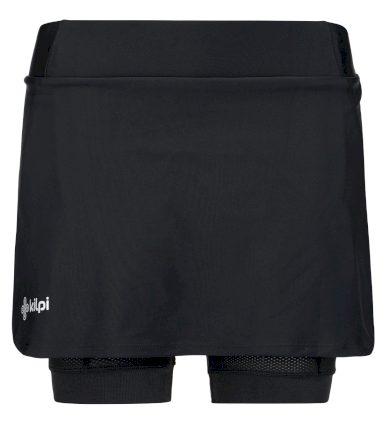 KILPI Dámská cyklistická sukně JOLA-W PL0050KIBLK Černá 34