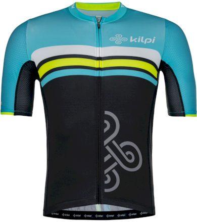 KILPI Pánský týmový cyklistický dres CORRIDOR-M PM0043KILBL Bílo/Modrá L