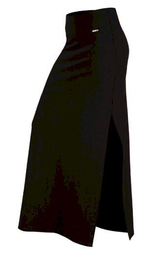 LITEX Sukně dámská dlouhá 5B167901 černá XL
