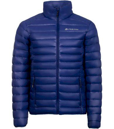 ALPINE PRO TATAR Pánská bunda MJCK082623 tmavě modrá S