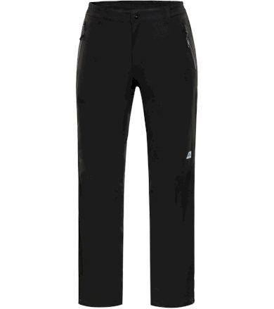 ALPINE PRO OLWEN 2 Pánské outdoorové kalhoty MPAN280990 černá 52