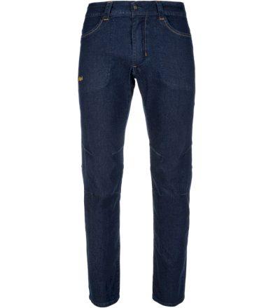 KILPI Pánské volnočasové kalhoty DANNY-M LM0084KIDBL Tmavě modrá S