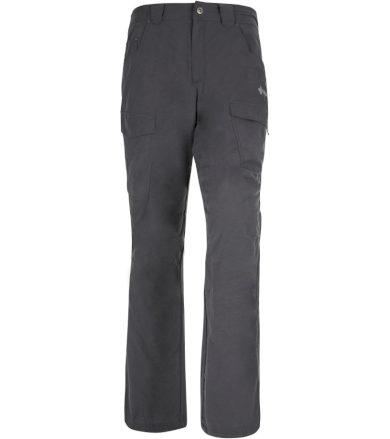KILPI Outdoorové kalhoty TRAVELLER EM0021KIDGY Tmavě šedá SS