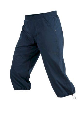 LITEX Kalhoty pánské v 3/4 délce 5A310514 tmavě modrá M