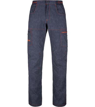 KILPI Pánské prodyšné kalhoty MIMICRI-M MM0025KIDBL Tmavě modrá XS