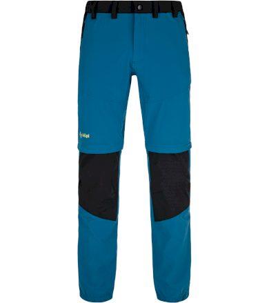 KILPI Pánské outdoorové kalhoty HOSIO-M MM0024KIDBL Tmavě modrá S
