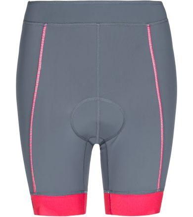 KILPI Dámské cyklistické kraťasy PRESSURE-W ML0045KIPNK Růžová 40
