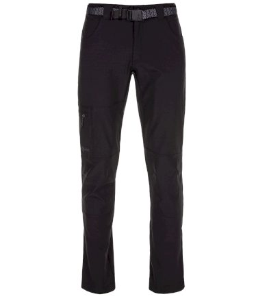 KILPI Pánské outdoorové kalhoty JAMES-M MM0028KIBLK Černá S