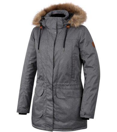 HANNAH GALIANO II Dámský kabát 10000170HHX01 Gray mel 34