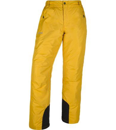 KILPI Pánské lyžařské kalhoty GABONE-M JM0203KIYEL Žlutá L
