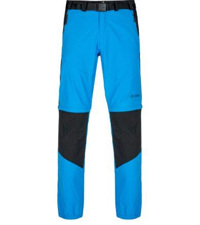 KILPI Pánské outdoorové kalhoty HOSIO-M KM0082KIBLU Modrá S