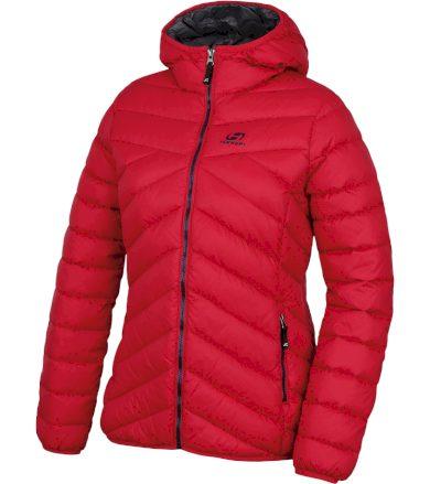HANNAH BETH Dámská péřová bunda 10007327HHX01 barberry 42