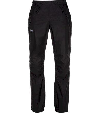 KILPI Uni outdoorové kalhoty ALPIN-U MU0025KIBLK Černá XL