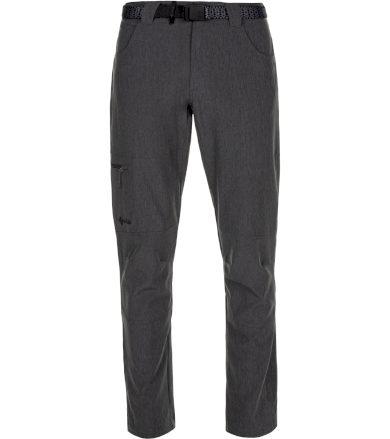 KILPI Pánské outdoorové kalhoty JAMES-M MM0028KIDGY Tmavě šedá S