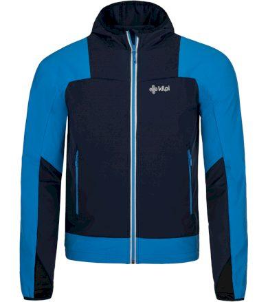 KILPI Pánská běžecká bunda JOSHUA-M MM0050KIDBL Tmavě modrá XS