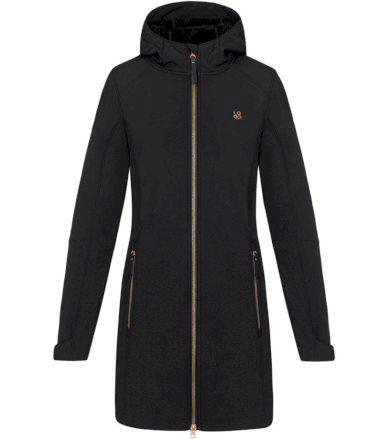 LOAP LYWIENA Dámský softshellový kabát SFW2014V24T Tap Shoe / Gray XS