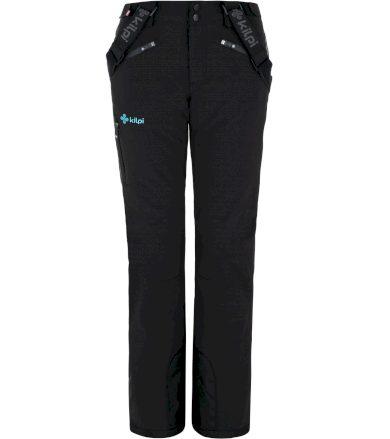 KILPI Dámské lyžařské kalhoty TEAM PANTS-W NL0077KIBLK Černá 34
