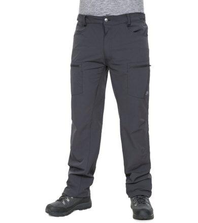 Trespass TUNED Pánské outdoorové kalhoty MABTTRN20003-BLK BLACK M