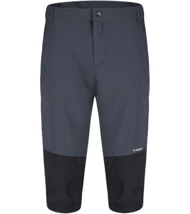 LOAP UZOC Pánské 3/4 outdoorové kalhoty OLM2106U07V Ebony / Black S