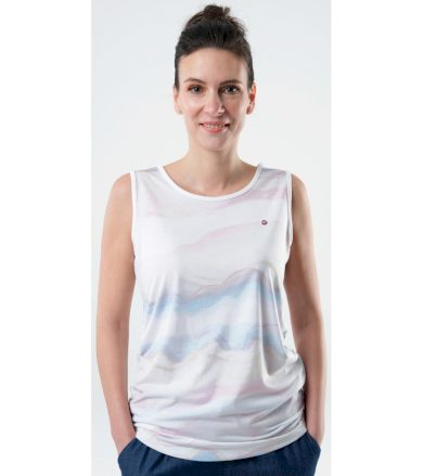 LOAP ANTUBA Dámské triko CLW2170A14A Bílá XS