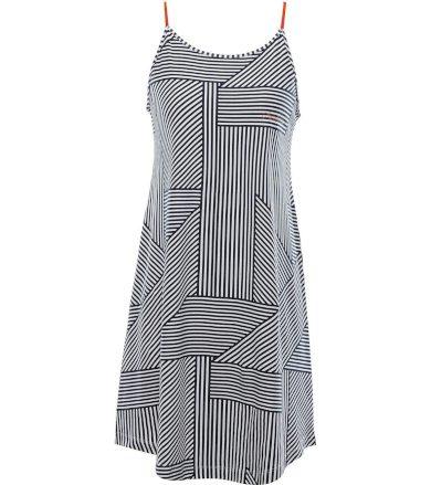 ALPINE PRO MARRKA Dámské šaty LSKT290602PA mood indigo XL