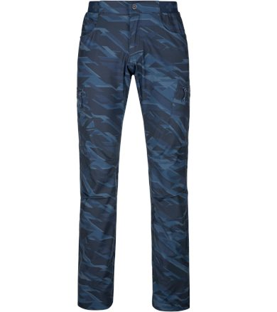 KILPI Pánské outdoorové kalhoty MIMICRI-M PM0026KIDBL Tmavě modrá XS