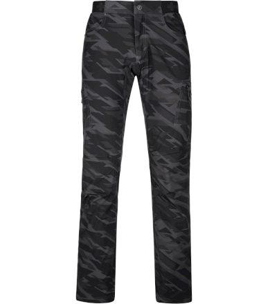 KILPI Pánské outdoorové kalhoty MIMICRI-M PM0026KIDGY Tmavě šedá MS