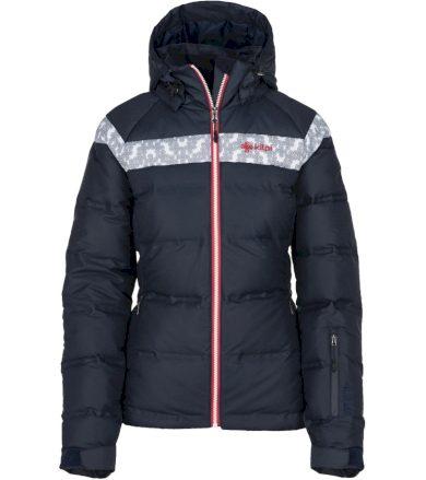 KILPI Dámská lyžařská bunda SYNTHIA-W JL0111KIDBL Tmavě modrá 34
