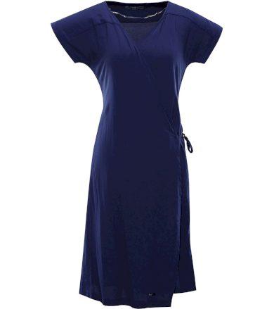 ALPINE PRO SOLEIA Dámské šaty LSKR225677 estate blue XS