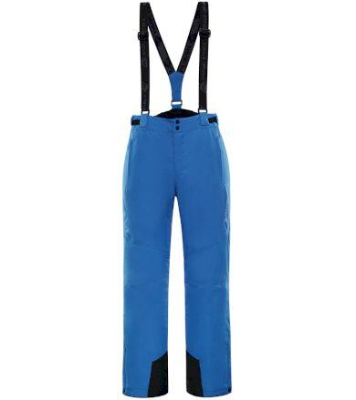 ALPINE PRO SANGO 4 Pánské lyžařské kalhoty MPAK212674 Blue aster XL