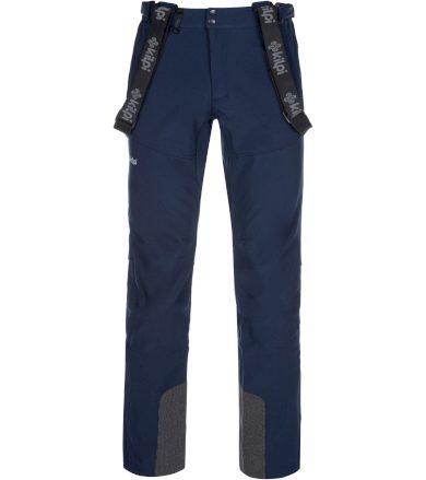 KILPI Pánské lyžařské kalhoty RHEA-M LM0034KIDBL Tmavě modrá MS