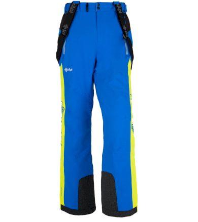 KILPI Pánské lyžařské kalhoty TEAM PANTS X-M AM9004KIBLU Modrá XXL