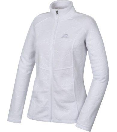 HANNAH ROZEETA III Dámská fleece mikina 10005419HHX01 Bright white 34