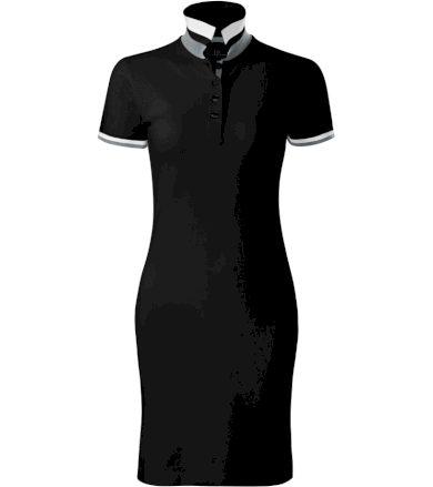 Malfini premium Dress up Dámské šaty 27101 černá S