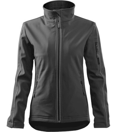 Malfini Softshell Jacket Dámská softshell bunda 51036 ocelová šedá XS
