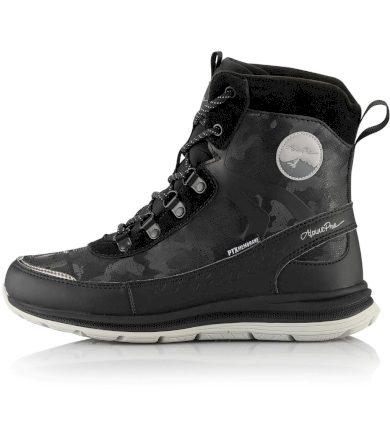 ALPINE PRO LUNEDA Dámská zimní obuv LBTS280990 černá 36