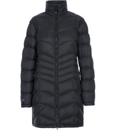 Trespass MICAELA Dámský péřový kabát FAJKDOTR0001-BLK BLACK L