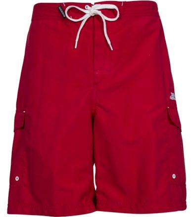 Trespass CRUCIFER Pánské plavky MABTSHO10002-RED RED M