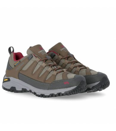 Trespass CARNEGIE II Dámské outdoorové boty FAFOTETR0003-BND BRINDLE 38