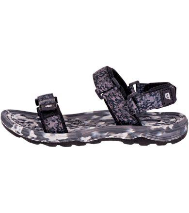 ALPINE PRO BATHIALY Unisex sandály UBTN167990 černá 43