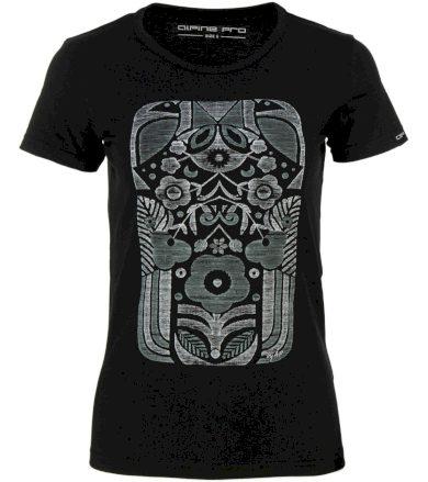 ALPINE PRO STARKA Dámské triko LTSR672990R černá L