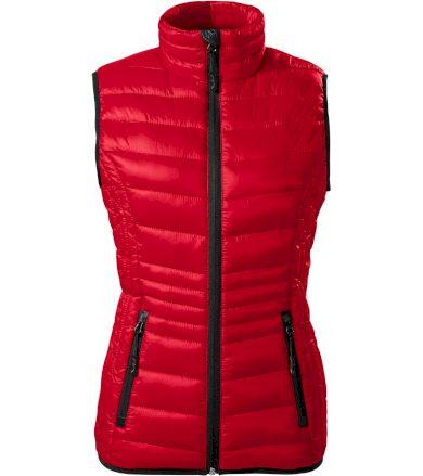 Malfini premium Everest Dámská vesta 55471 formula red L